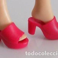 Barbie y Ken: ZAPATOS BARBIE SANDALIAS. Lote 101358347