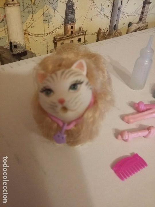 Barbie y Ken: Gatita de barbie con accesorios - Foto 2 - 104430867