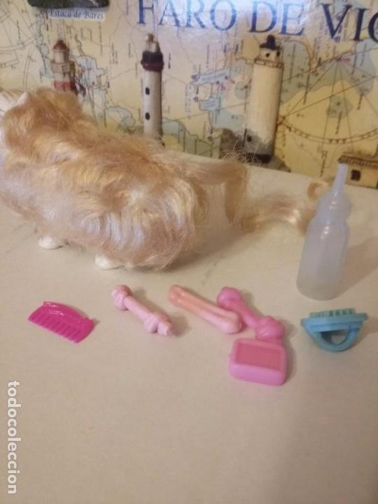 Barbie y Ken: Gatita de barbie con accesorios - Foto 3 - 104430867