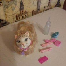 Barbie y Ken: GATITA DE BARBIE CON ACCESORIOS. Lote 104430867