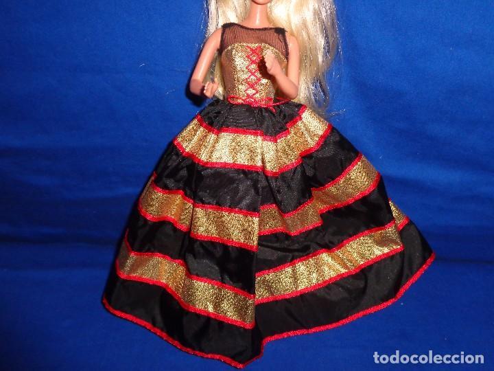 Barbie y Ken: BARBIE - BONITO VESTIDO BARBIE COMO NUEVO, VER FOTOS Y DESCRIPCION! SM - Foto 7 - 105308035