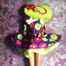 Barbie y Ken: CONJUNTO MUÑECA BARBIE PRET A PORTER MODELO SPAIN FABRICA CONGOST. Lote 105320991