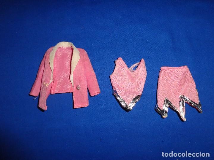 Barbie y Ken: BARBIE - ANTIGUO CONJUNTO ORIGINAL BARBIE CONGOST VER FOTOS Y DESCRIPCION! SM - Foto 9 - 105380455