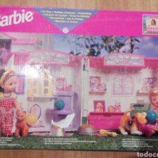 Barbie y Ken: BARBIE. MATTEL. TIENDA DE ANIMALES. TIENDA DE MASCOTAS. REF 67710. NUEVA. CAJA ORIGINAL.. Lote 106625195