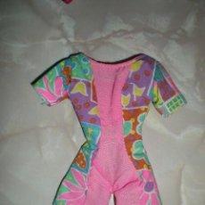 Barbie y Ken: ROPA DE MUÑECA BARBIE ANTIGUA ORIGINAL. Lote 106963119