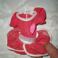 Barbie y Ken: ROPA DE MUÑECA BARBIE ANTIGUA ORIGINAL CON BODI CONGOST. Lote 106963291