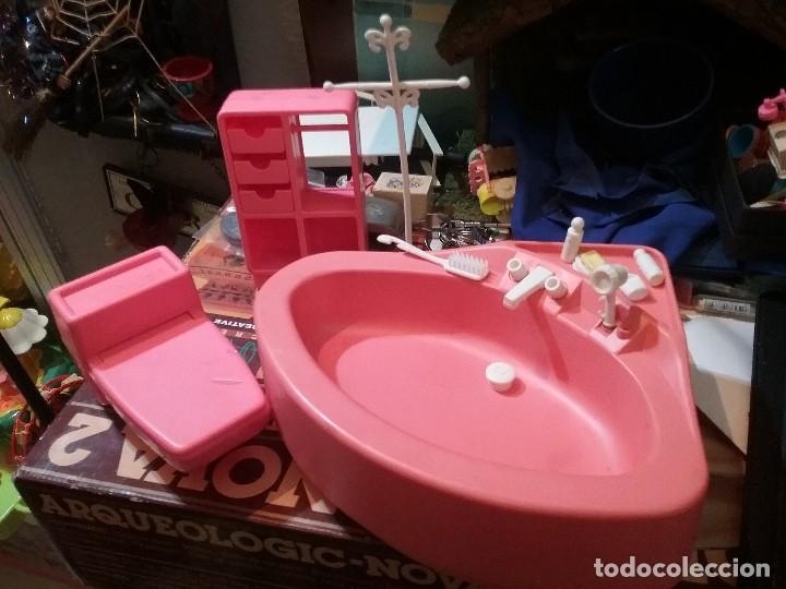 colección de muebles de ensueño sala de baño re - Comprar Barbie y ...