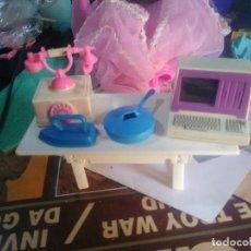 Barbie y Ken: LOTE DE 5 ACCESORIOS ESORIOS DE LA BARBIE. Lote 106999151