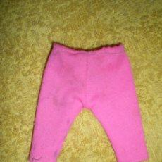 Barbie y Ken: LOTE ROPA MUÑECA ANTIGUA BARBIE MALLAS ROSA. Lote 107536275