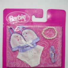 Barbie y Ken: CONJUNTO PLAYERO O ROPA INTERIOR BARBIE - DE MATTEL. Lote 108073863