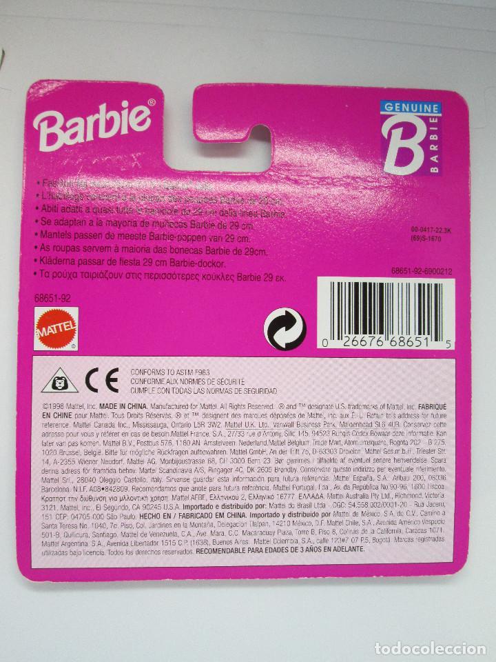 Barbie y Ken: CONJUNTO PLAYERO O ROPA INTERIOR BARBIE - DE MATTEL - Foto 2 - 108073863