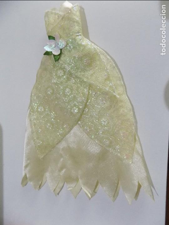 VESTIDO PRINCESA BARBIE TIARA (Juguetes - Muñeca Extranjera Moderna - Barbie y Ken - Vestidos y Accesorios)
