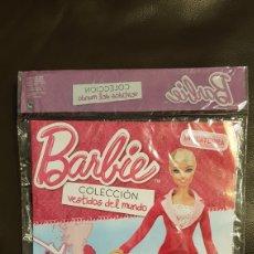 Barbie y Ken: BARBIE COLECCIÓN VESTIDOS DEL MUNDO INGLATERRA EN SU BLÍSTER ORIGINAL SIN ABRIR. Lote 110711250