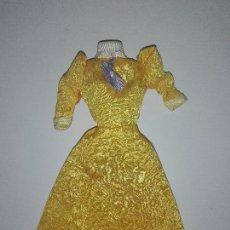 Barbie y Ken: VESTIDO DE MUÑECA BARBIE JANE NOVIA DE TARZÁN DISNEY. Lote 110906555