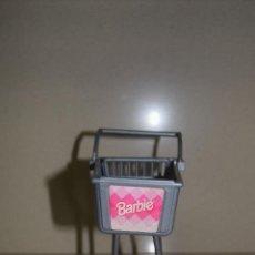 Barbie y Ken: CARRO DE COMPRA BARBIE. Lote 112180175