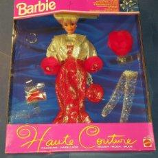 Barbie y Ken: VESTIDO BARBIE ALTA COSTURA - HAUTE COUTURE. Lote 112356667