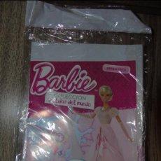 Barbie y Ken: UN VESTIDO COLECCION VESTIDOS DEL MUNDO MUÑECA BARBIE MATTEL DINAMARCA. Lote 165089433