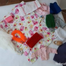 Barbie y Ken: ANTIGUO LOTE BARBIE CONGOST/MATTEL AÑOS 80. Lote 112466527