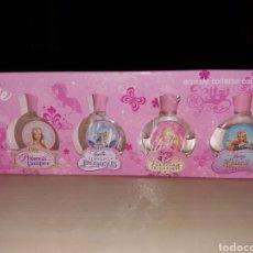 Barbie y Ken: BARBIE EAU DE TOILLETTE COLLECTION. Lote 113335988