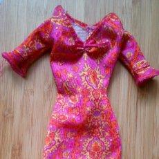 Barbie y Ken: VESTIDO ORIGINAL MUÑECA BARBIE FASHION AVENUE . Lote 113827795