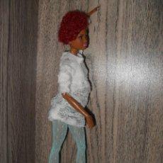 Barbie y Ken: PANTY MEDIAS ELASTICAS ROPA VESTIDO DE MUÑECA BARBIE (NO INCLUYE MUÑECA). Lote 156816602