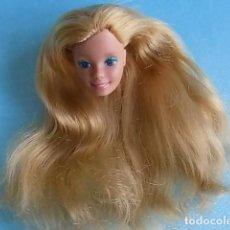 Barbie y Ken: ANTIGUA CABEZA BARBIE -FILIPINAS-. Lote 115680959
