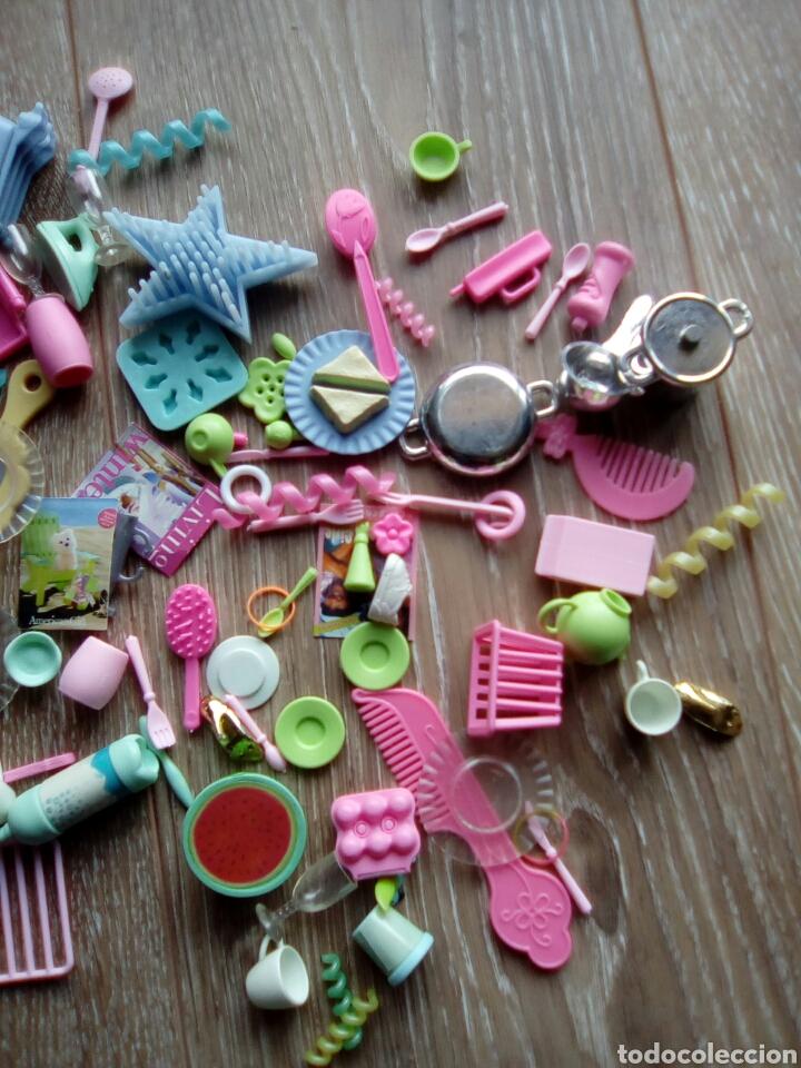 Gran lote de accesorios barbie para la cocina l comprar for Accesorios de cocina online