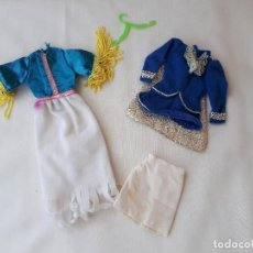 Barbie y Ken: LOTE DE ROPA DE BARBIE. Lote 118394107