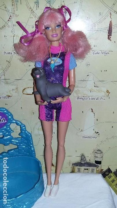Barbie y Ken: Barbie :sea World - Foto 5 - 119956323