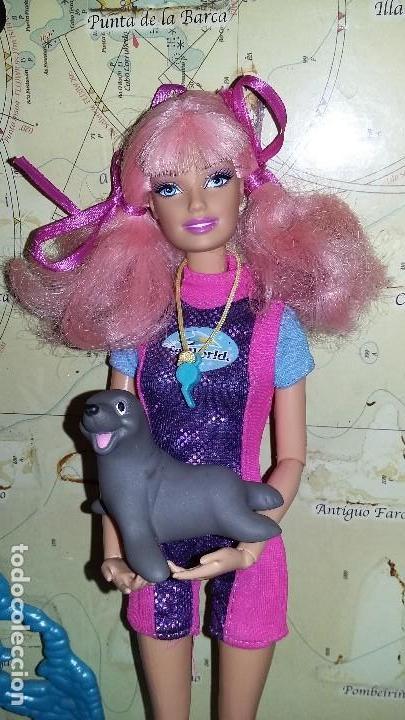 Barbie y Ken: Barbie :sea World - Foto 6 - 119956323
