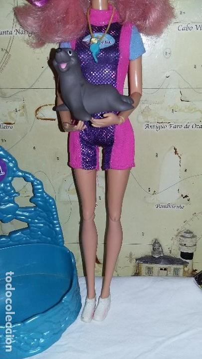 Barbie y Ken: Barbie :sea World - Foto 7 - 119956323