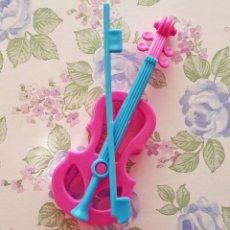Barbie y Ken: VIOLIN JUGUETE VALIDO MUÑECA BARBIE PULLIP ACCESORIO INSTRUMENTO MUSICAL. Lote 120106899