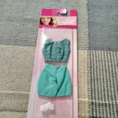 Barbie y Ken: VESTIDO BARBIE FASHION FAVOURITES AÑO 1999. Lote 121016791