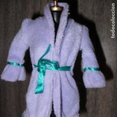 Barbie y Ken: BATA DE BAÑO PARA BARBIE DE MATTEL. Lote 121557043