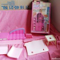 Barbie y Ken: ELEGANTE MOBILIARIO BARBIE 1983 MATTEL. Lote 121850522