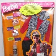 Barbie y Ken: BARBIE, VESTIDO PINTURAS MÁGICAS, NUEVO EN CAJA, 1993, MATTEL. Lote 121918279
