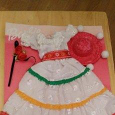 Barbie y Ken: BARBIE - VESTIDO - COLECCION EL MUNDO - AÑO 2000 - MATTEL. Lote 122155271