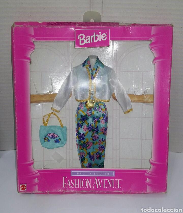 Barbie Pret A Porter Fashion Avenue Mattel N Sold Through Direct Sale 122179739