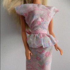 Barbie und Ken - conjunto ropa barbie mattel etiqueta morada - 122831143