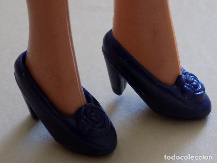 bajo precio d7c57 482da zapatos clásicos barbie