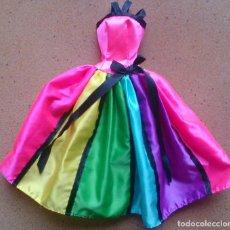 Barbie y Ken: VESTIDO ALTA COSTURA HAUTE COUTURE AÑOS 90 ORIGINAL MUÑECA BARBIE . Lote 124384055