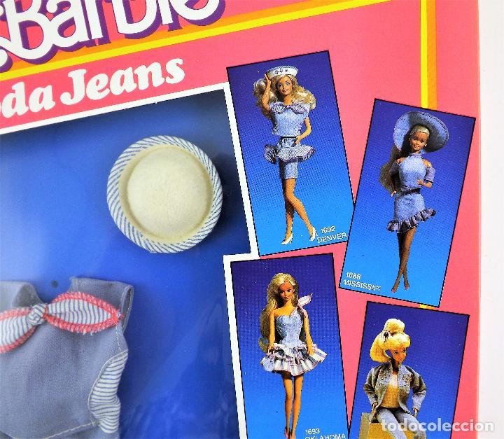 Barbie y Ken: Barbie Conjunto 1692 Denver En caja. - Foto 2 - 176159220