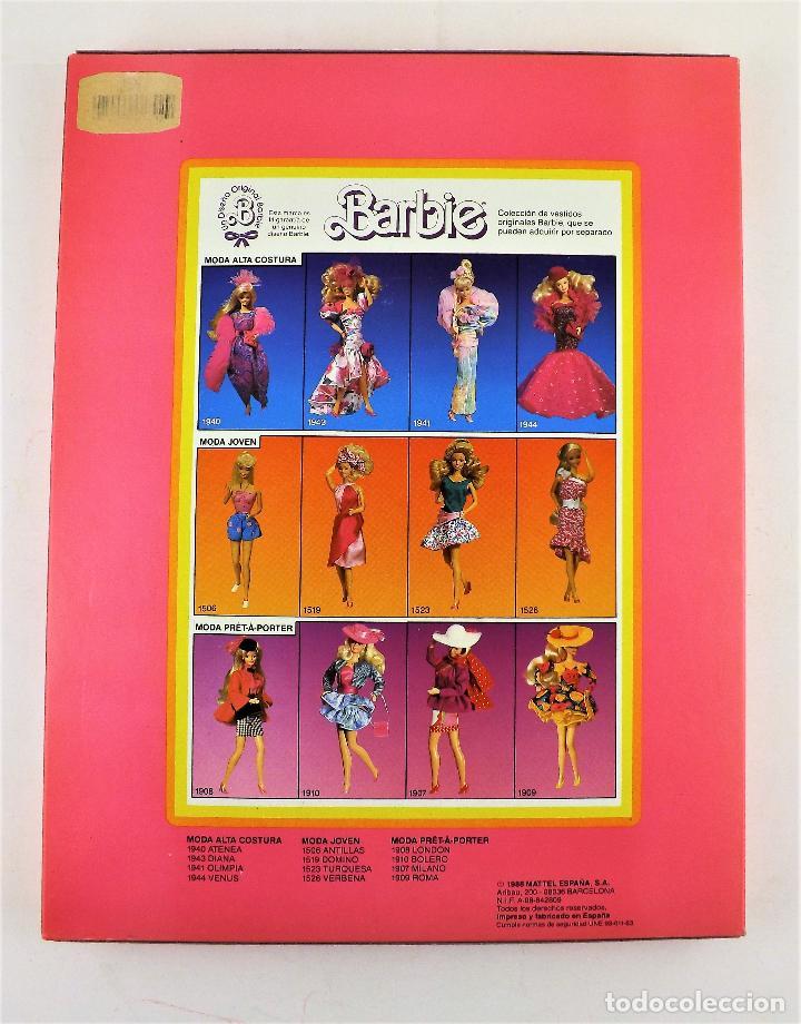 Barbie y Ken: Barbie Conjunto 1692 Denver En caja. - Foto 3 - 176159220
