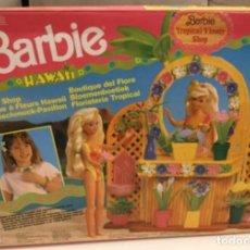 Barbie y Ken: BARBIE. HAWAII. FLORISTERÍA TROPICAL. . Lote 125266267