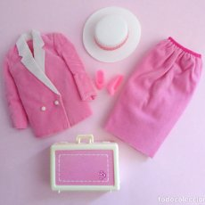 Barbie y Ken: CONJUNTO OUTFIT BARBIE DAY TO NIGHT 1984. Lote 125919763