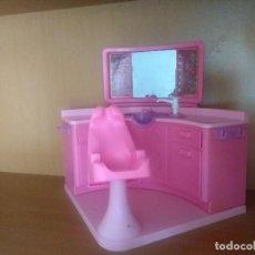 Barbie y Ken: PELUQUERIA BARBIE DE LOS 80. Lote 126045391