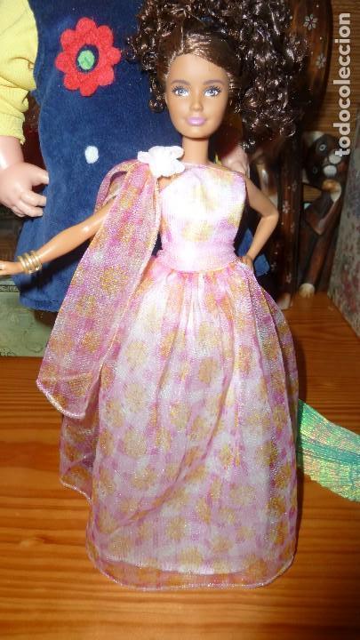 Barbie y Ken: Vestido gasa Fashion Avenue. Barbie - Foto 2 - 126071347