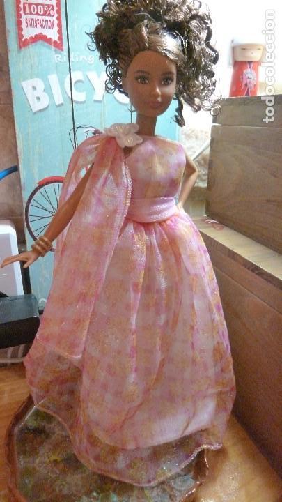 Barbie y Ken: Vestido gasa Fashion Avenue. Barbie - Foto 3 - 126071347