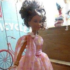 Barbie y Ken: VESTIDO GASA FASHION AVENUE. BARBIE. Lote 126071347