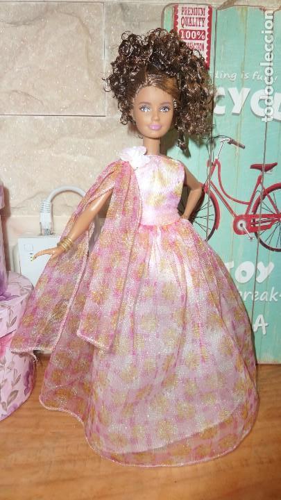 Barbie y Ken: Vestido gasa Fashion Avenue. Barbie - Foto 4 - 126071347